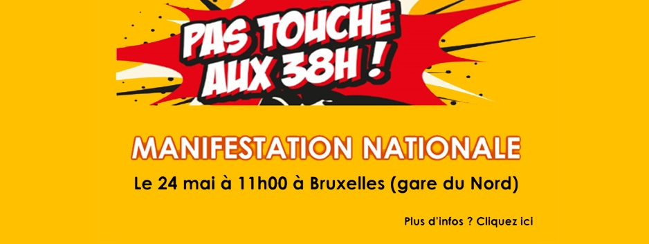 Manifestation nationale 24 mai 2016